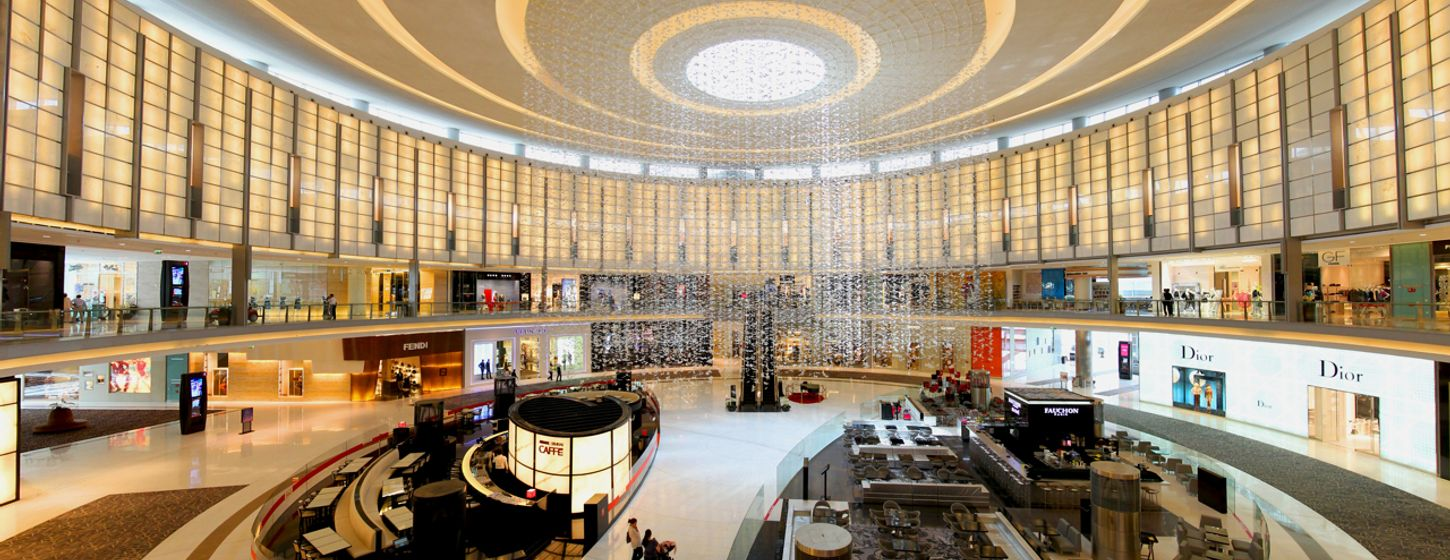 Fashion Avenue, The Dubai Mall, Dubai