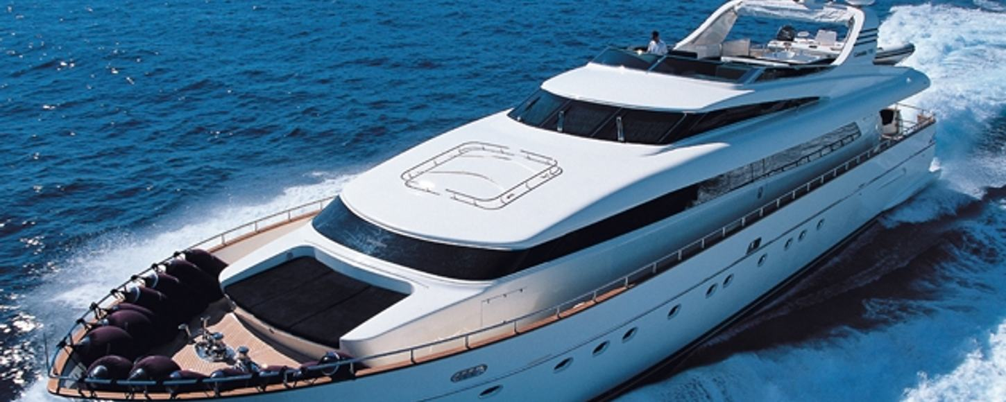 Charter yacht Layazula cruising in the West Med