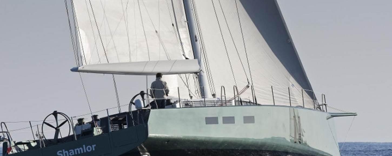 Sailing yacht SHAMLOR