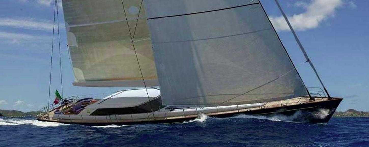 Charter yacht STATE OF GRACE sailing inthe Caribbean
