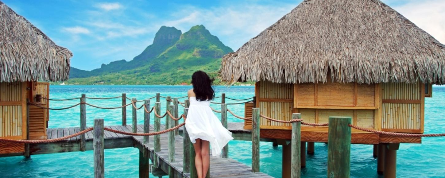 Visit Tahiti this summer on an exotic luxury charter vacation