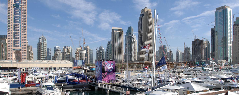 Dubai Boat Show 2013
