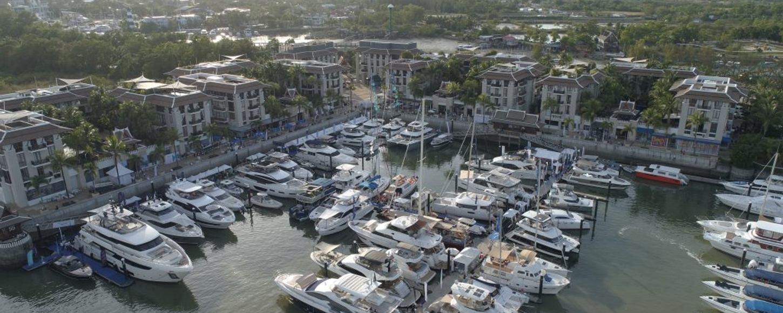Thailand Yacht Show 2021