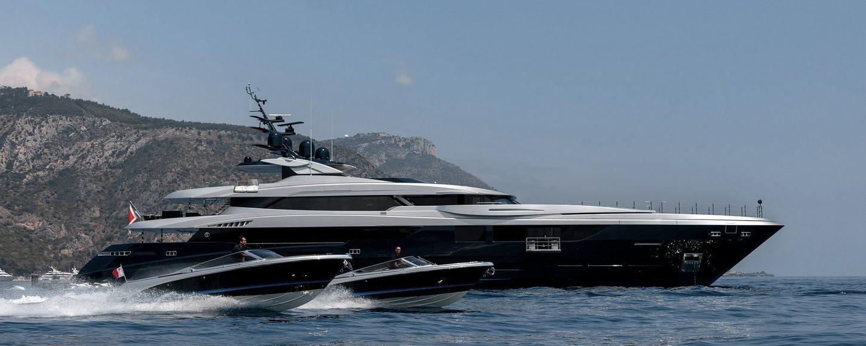 Profile of SARASTAR underway in the Med