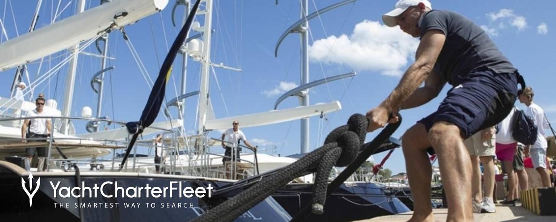 Parsifal IV Sailing Yacht