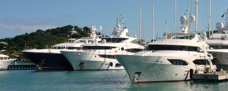 Antigua Charter Show 2013