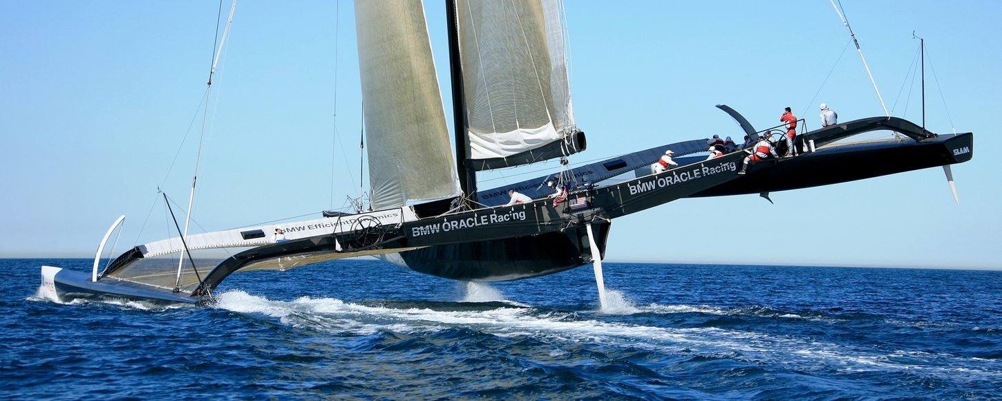 America's Cup Yacht Charter