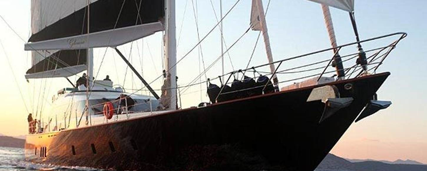 Sailing Yacht Glorious special charter offer