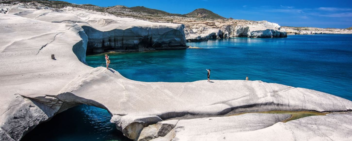 Beyond Santorini: Is this the prettiest yacht charter destination in Greece?