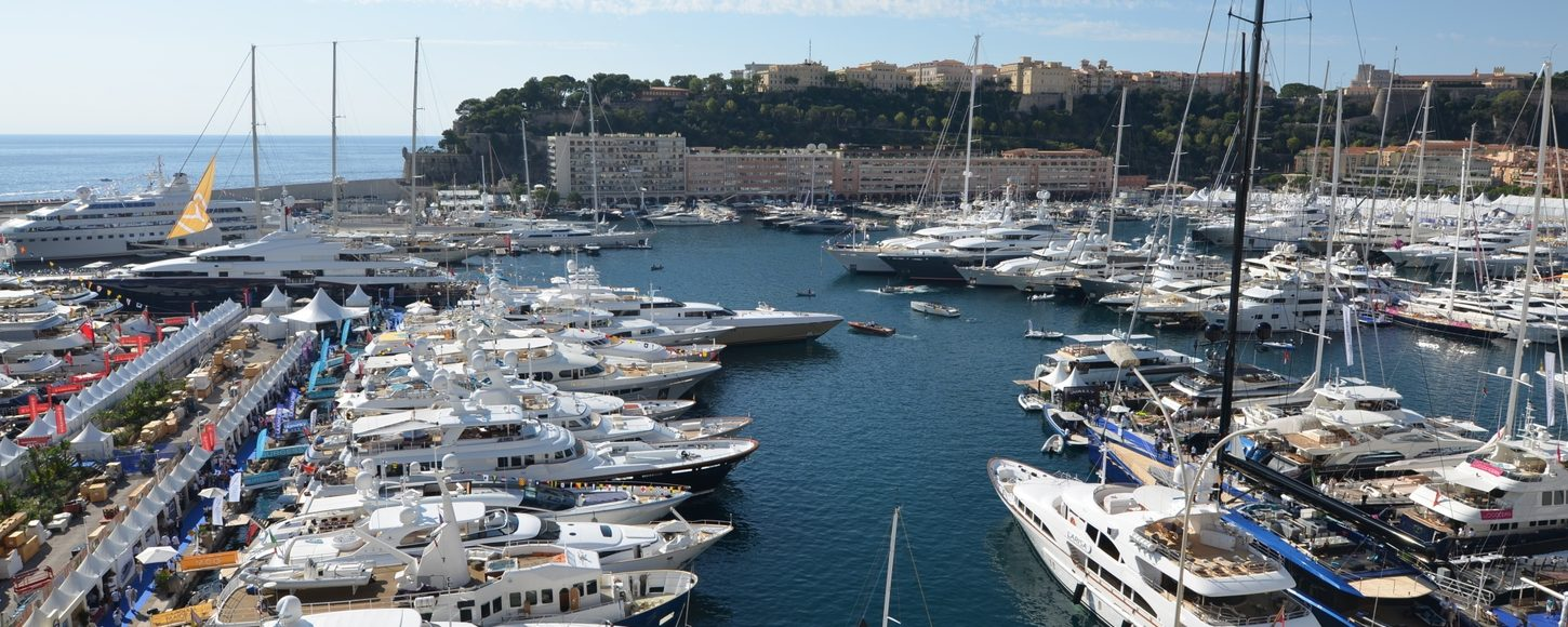 Charter Yachts at the Monaco Yacht Show