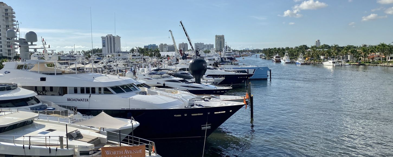 Fort Lauderdale International Boat Show (FLIBS) 2022