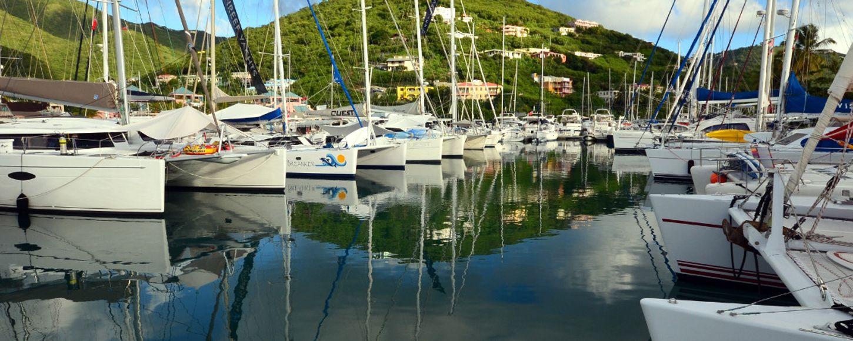 CYS BVI Charter Yacht Show
