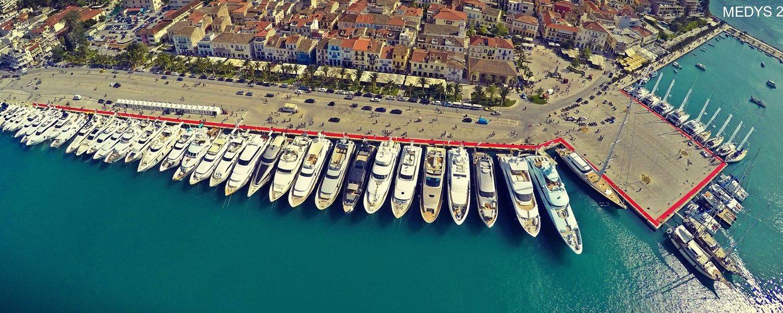 Mediterranean Yacht Show 2016