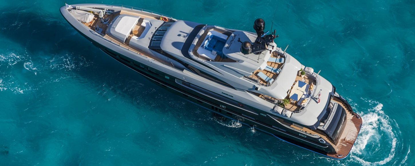 Superyacht Nameless for charter in the Meditteranean