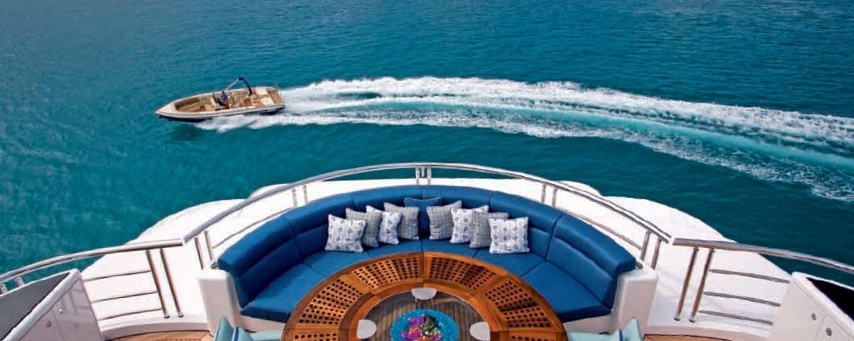 Superyacht Sycara V Charter yacht