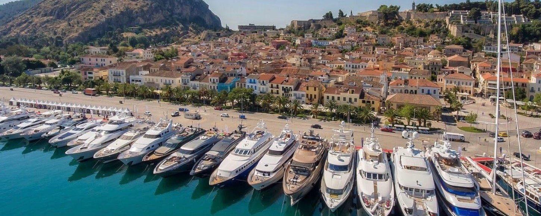 The Mediterranean Yacht Show 2022