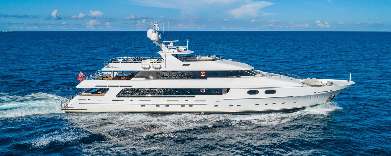 mi amore yacht