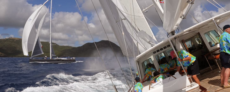 Superyacht Challenge Antigua 2018