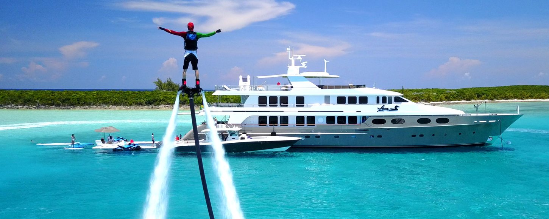 loon yacht in the bahamas