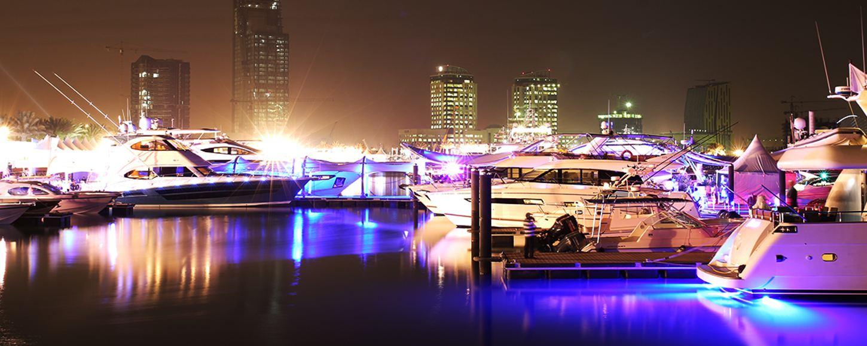 Qatar International Boat Show 2018