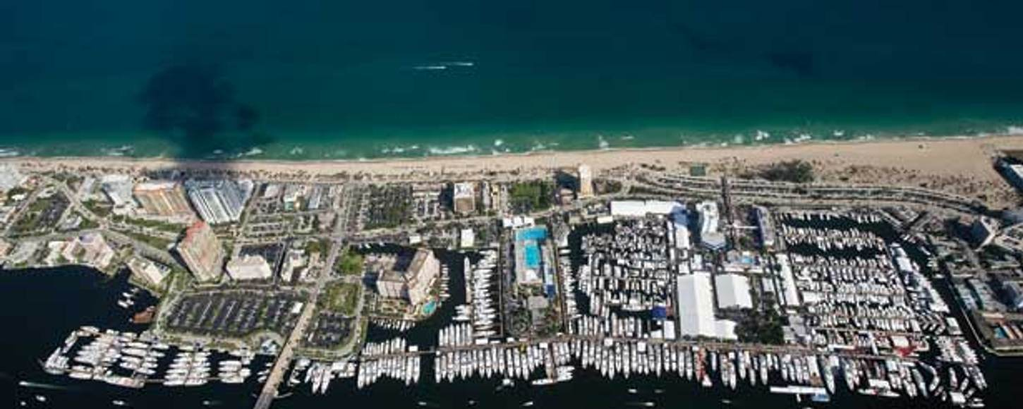 Fort Lauderdale Boat Show 2013