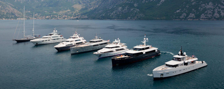 The Superyacht Rendezvous Montenegro
