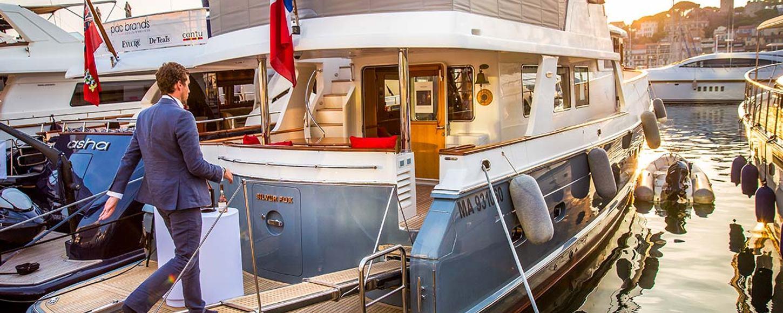 MIPIM Yacht Charter