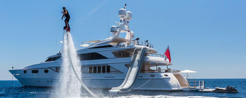 QM of London Superyacht