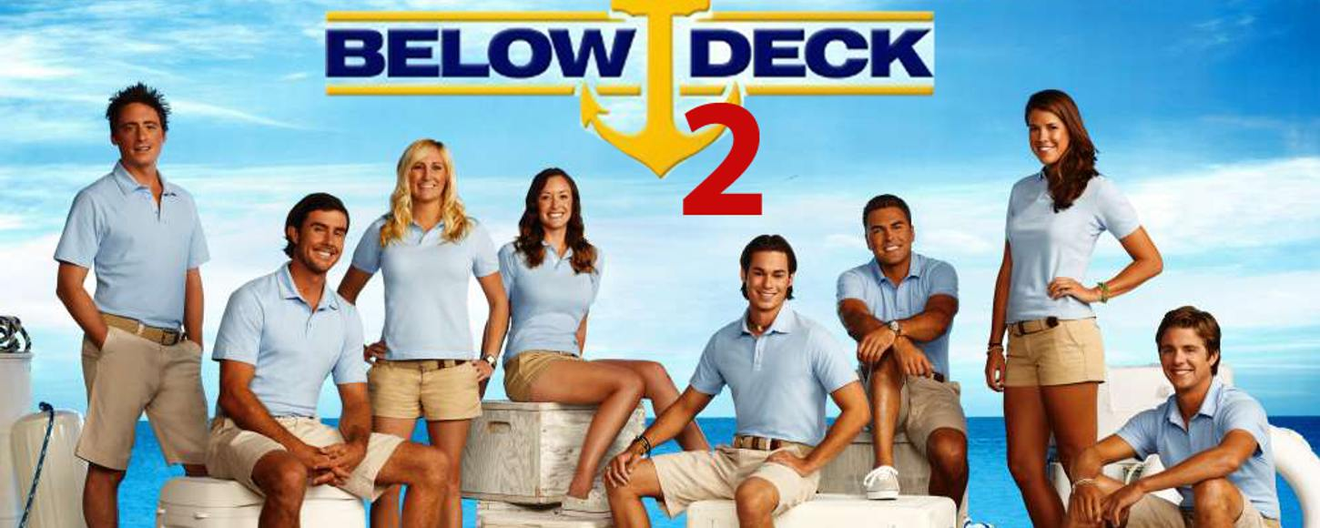 Below Deck 2 new Charter Yacht Crew Required