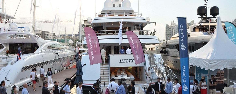 Singapore Yacht Show 2013