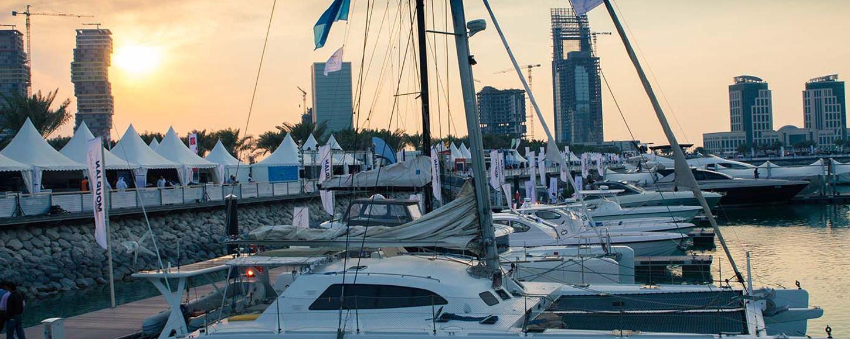 Qatar International Boat Show 2021
