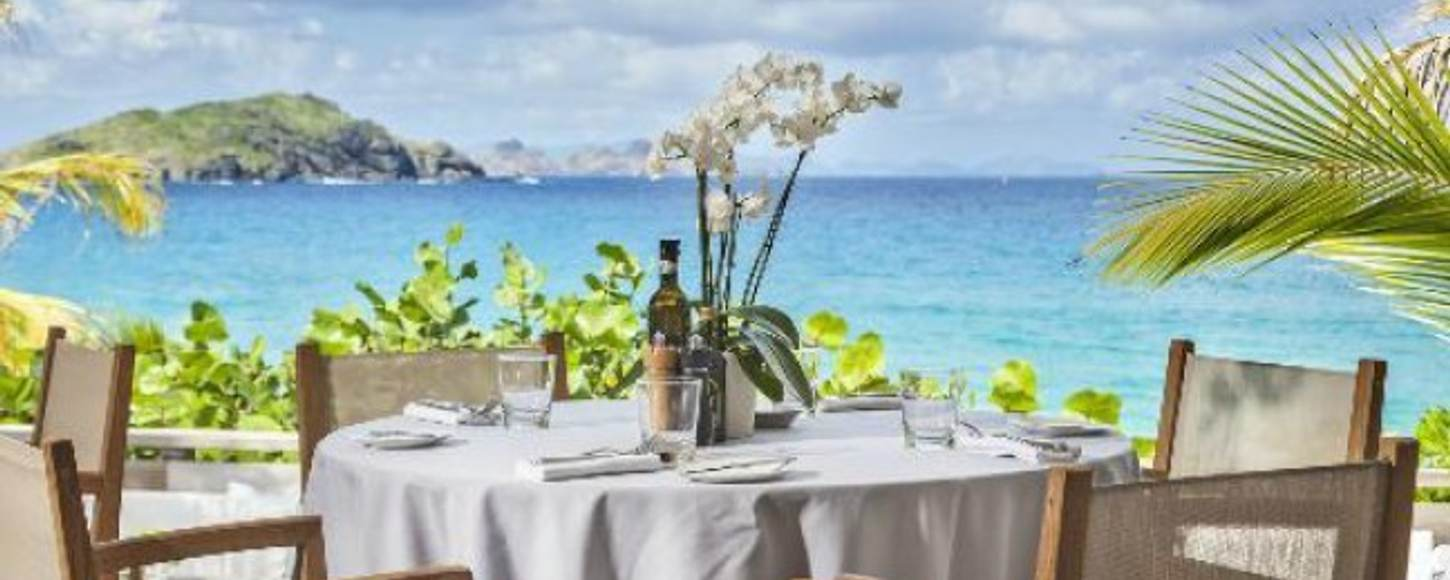 10 of the Best Places to Eat in St Barts in 2015