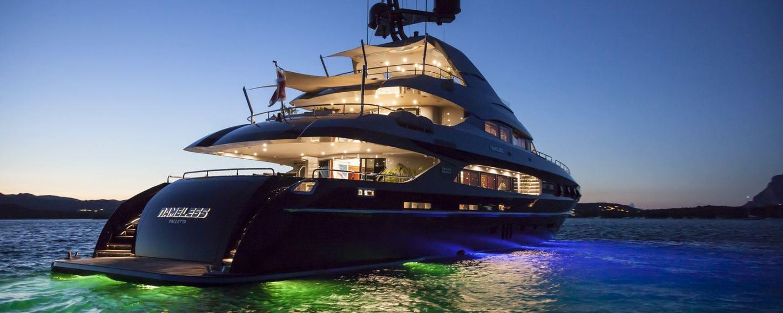 Superyacht NAMLESS in Monaco