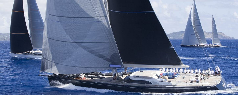 Superyacht Challenge Antigua 2020