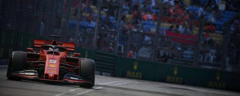 Singapore Grand Prix 2020