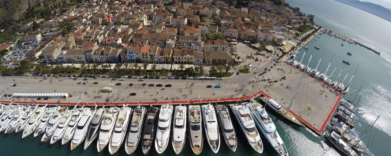 La Boat Show 2020.Mediterranean Yacht Show 2020 Attending Yachts In Greece