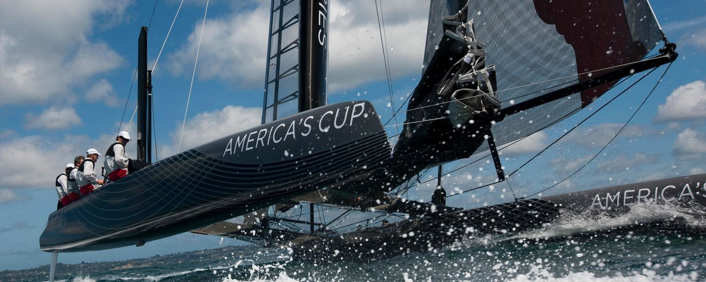 The ultimate guide to the 35th America's Cup