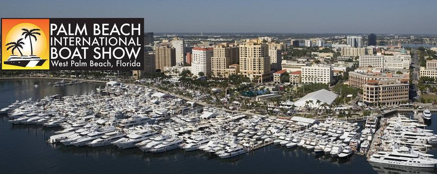 Palm Beach Boat Show 2014