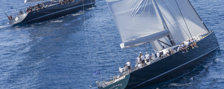 Loro Piana Superyacht Regatta 2016