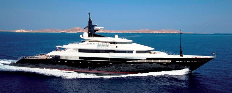 Iconic Superyacht Alfa Nero