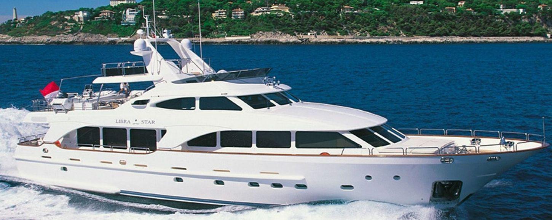 NEW STAR cruising in Croatia