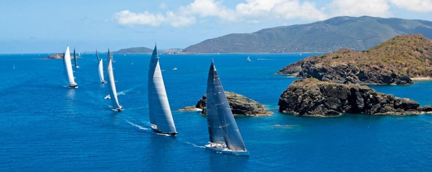 Loro Piana Caribbean Superyacht Regatta and Rendezvous 2016 in the BVI