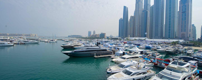 Dubai International Boat Show 2016
