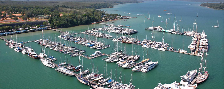 Ao Po Grand Marina prepares to host the debut thailand yacht show