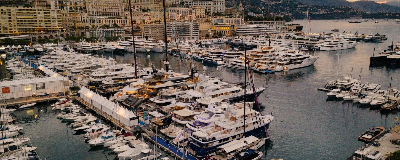 Monaco Yacht Show 2022