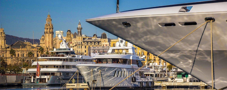 The Superyacht Show Barcelona 2021