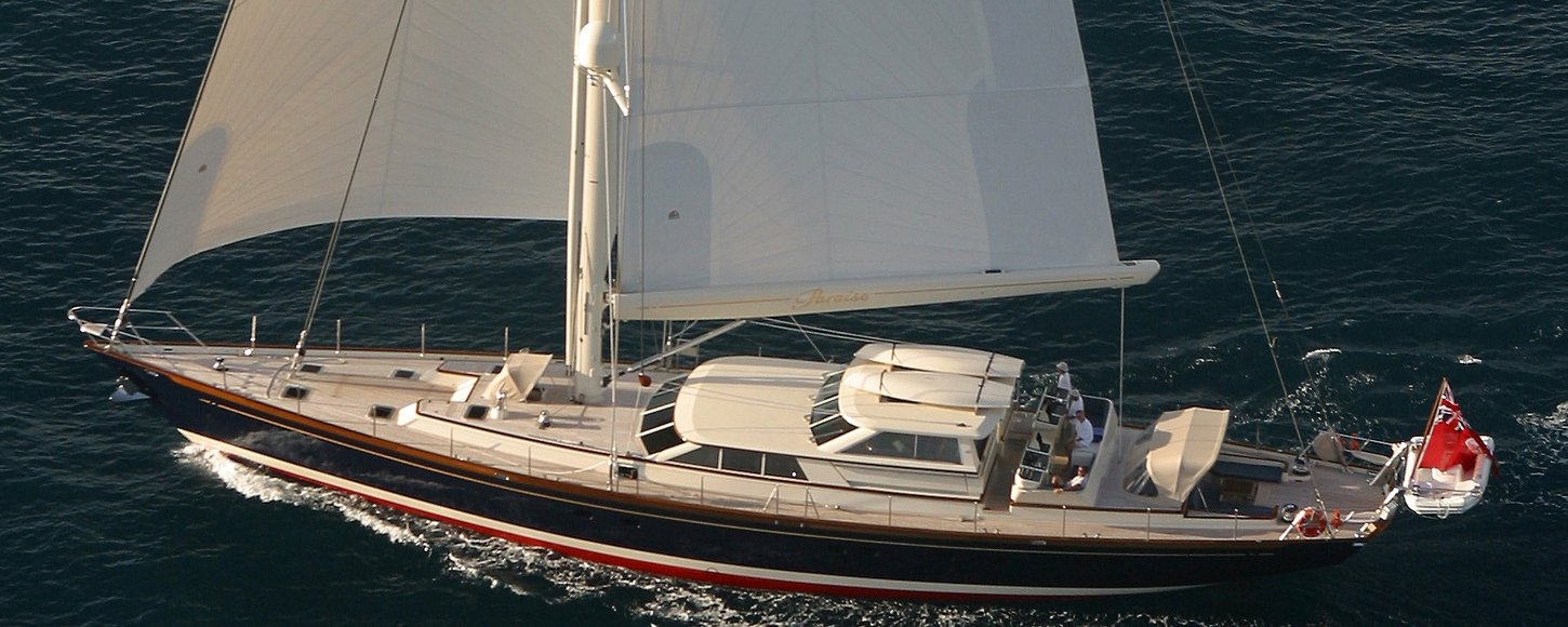 Sailing yacht Marae in New England on a charter