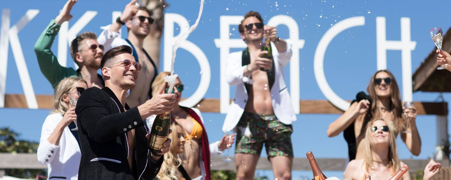 The best beach clubs to visit during the Monaco F1 Grand Prix review