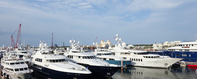 Palm Beach Boat Show 2017