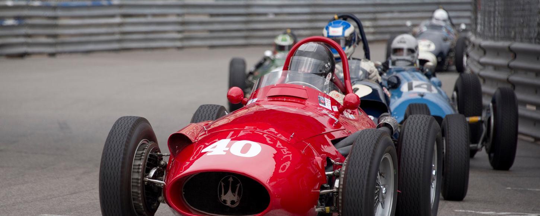 Monaco Historic Grand Prix Yacht Charter